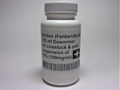 Cheapest Liquid Dewormer for Livestock Pets 125 ml as Potent as Safe-Guard
