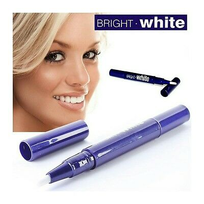 Stylo Blanchiment Dentaire Professionnel Dent Blanche Pinceau Gel Neuf
