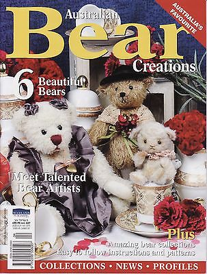 Australian Bear Creations Magazine VOLUME 19 NUMBER 5