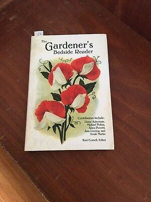 The Gardener's Bedside Reader by Kari A. Cornell (Hardback, 2008)