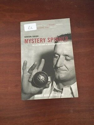 Mystery Spinner: The Story of Jack Iverson by Gideon Haigh (Paperback, 2002)