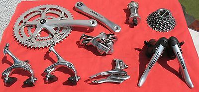 Campagnolo Veloce Triple 3x9 Speed complete Group Set