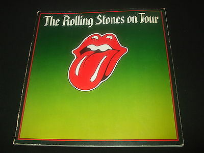 Leibovitz / Sykes / Jagger - The Rolling Stones on Tour - Dragon's Dream