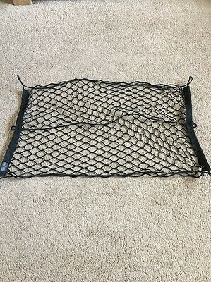Cargo Net Kia Sportage Iii Car Boot Luggage Trunk Floor Storage Organiser
