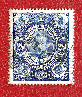 Stamp Union of South Africa (1910)