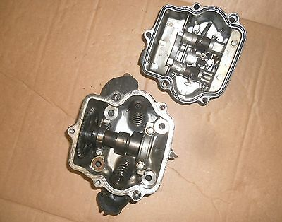 Honda CH 125 Spacy Cylinder Head, Valves, Cam, Rockers & Cover CH125 Spacey