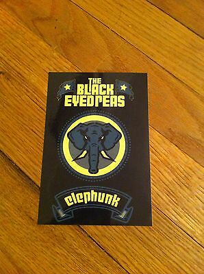 THE BLACK EYED PEAS Elephunk Elephant Sticker Decal Promo AM RECORDS Music RARE