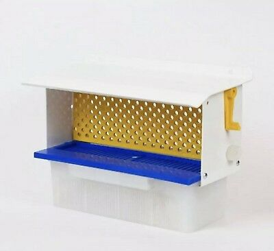 Bee Hive Metal/Plastic  Pollen Trap Collector 300MM ( Beekeeping) .