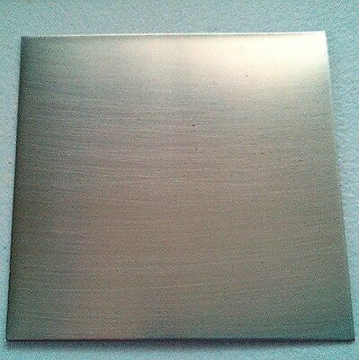 "Nickel Silver Sheet. 1 off. 12"" x 6"" x .253mm"