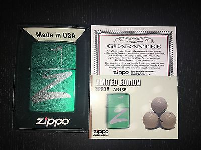 Zippo Golf - Rare Limited Edition For Portugal
