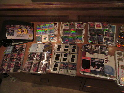 12 Different McDonald's NHL Hockey Card & Coin sets w Premiums Binder &extras