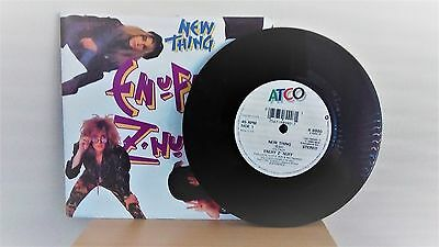 ENUFF Z' NUFF/New Thing - 7 inch P/S single (1989)