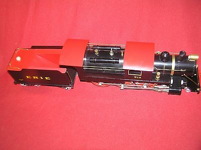 Standard Scale, Standard Lines Classic Model Trains 4-6-0 Camelback Loco  #915