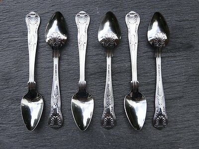 BRAND NEW Grapefruit Spoons King's Pattern Cutlery x 6 stainless steel