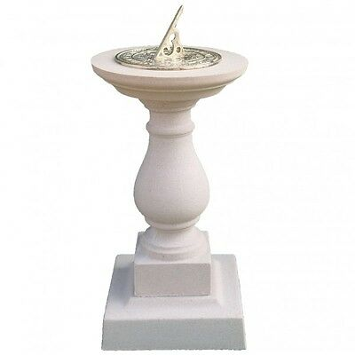 Garden Sundial Classic Frost Proof Free UK Mainland Delivery