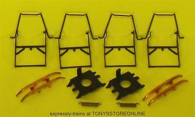 jouef oo/ho spares 2x build your own pantograph kits suit triang hornby lima etc