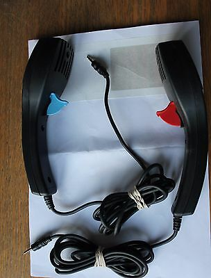 BNIB Two Analogue Scalextic Hand Controllers/Hand Throttles From Brand New Set