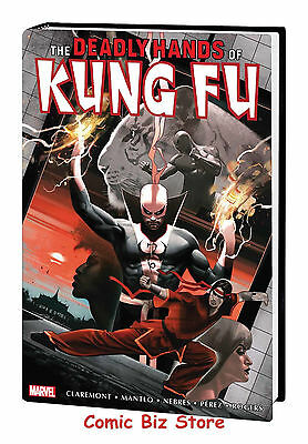 DEADLY HANDS OF KUNG FU OMMNIBUS #2 HC EDITION (2017) 1ST PRINTING (rrp £110)