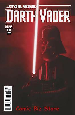 Star Wars Darth Vader #1 (2017) 1St Printing Scarce 1:15 Movie Photo Variant Cvr