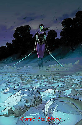 All New Guardians Of The Galaxy #3 (2017) 1St Printing Bagged & Boarded