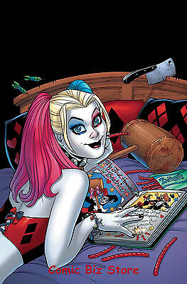 Harley Quinn #21 (2017) 1St Printing Bagged & Boarded Dc Universe Rebirth