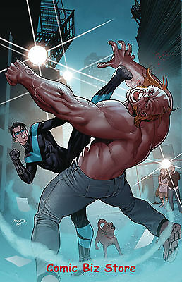 Nightwing #22 (2017) 1St Printing Dc Universe Rebirth Bagged & Boarded