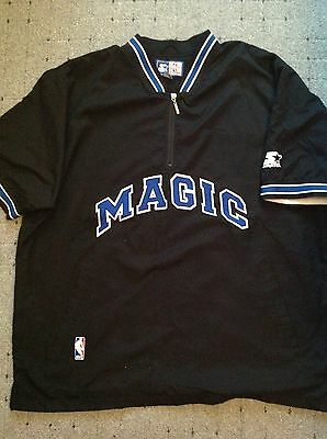 Nba Orlando Magic Vintage Shooting Shirt 90'S Shaq Large