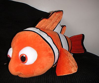 "BIG 32"" DISNEY STORE FINDING NEMO FISH PLUSH LARGE  vgc"