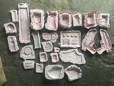 Star Wars Clone Trooper Armour Moulds Complete Set