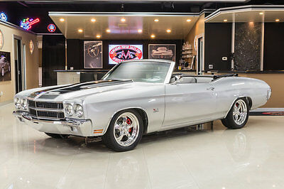 1970 Chevrolet Chevelle  Frame Off, Rotisserie Restored! GM 502ci/502hp Crate Engine, TH400, PS, PB, Disc