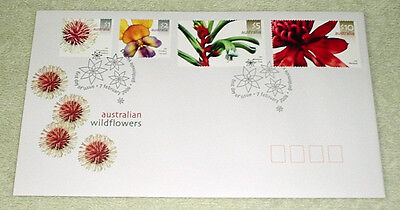2006 Australian Wildflowers F.D.C. to $10.00 - first day cover