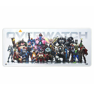 Over Watch Solider Hero Aassembly Super Large Mouse Pad Table Mat