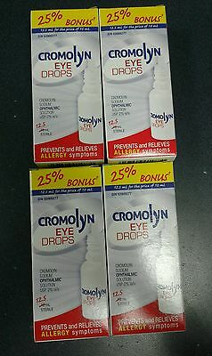 Cromolyn allergy eye drops 50 mls (FAST SHIP!)