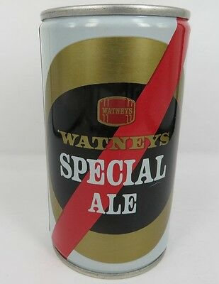 WATNEYS SPECIAL ALE London England Great Britain beer can