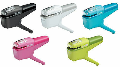 Kokuyo Harinacs Japanese Stapleless Stapler SLN-MSH110 Up To 10 Papers Japan