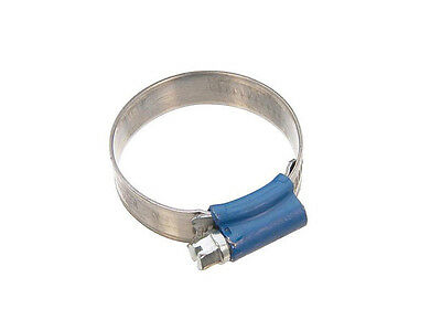 50 Popular Hose Clamp 32-44mm +Free Clamp Driver