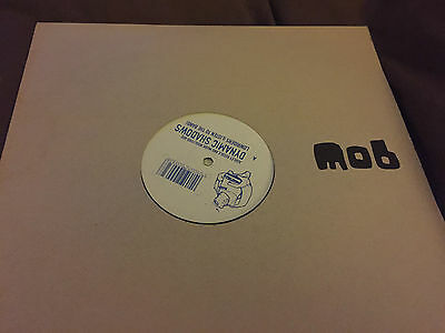 "Dynamic Shadows - Lowriders (Listen To The Band) (Mob Records MOB 004) 12"" VGC"