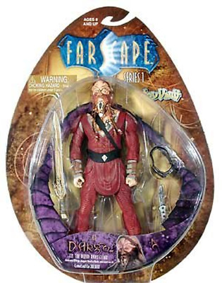 Farscape Special Edition > DArgo Til The Blood Runs Clear Action Figure