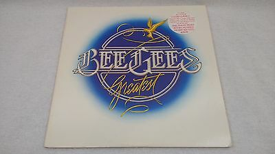 Bee Gees Greatest Double LP RS-2-4200 Best of Bee Gees Vinyl Free Postage