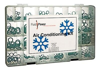 Air-Con O-ring Kit (600 o-rings in 25 sizes of High Nitrile )