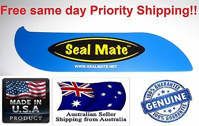 SEAL MATE FORK SEAL CLEANER SAVERS - GENUINE made in USA SEALMATE Tool *blue*