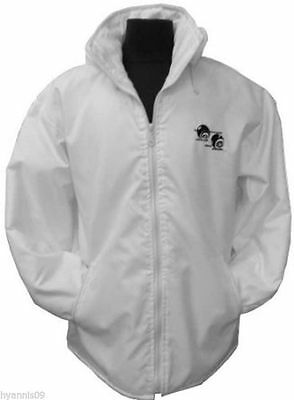 Bowling Jacket  Fleeced Lined Water Proof Lawn Bowls  S M L Xl 2Xl
