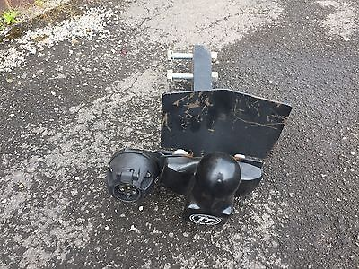 landrover freelander 2 Detachable Tow Bar Complete With Electrics