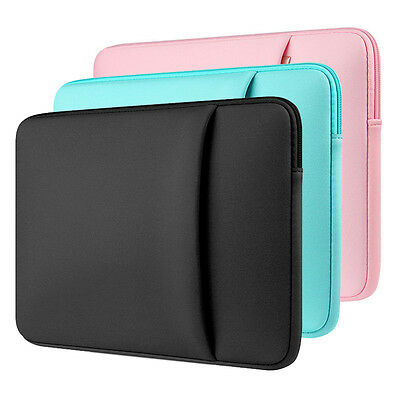 """Laptop Notebook Sleeve Case Bag Cover For MacBook Air/Pro 11/13/14/15.6"""" PC"""