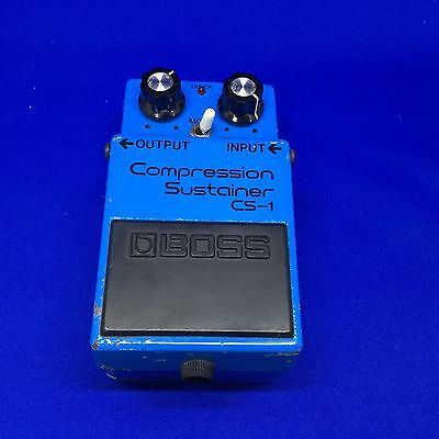 boss Compression Sustainer cs-1 B27-21