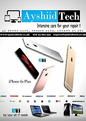 FAST  IPHONE 6s Plus SCREEN REPAIR SERVICE COMPLETE LCD DIGITIZER REPLACEMENT