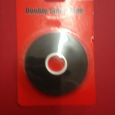 Double Sided Tape 18mm X 5m PDST02 Pearl Genuine Top Quality New