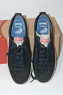 NEW CAMPER MATCH Sailing Black Sneakers Emirates Team New Zealand EUR 42 / US 9