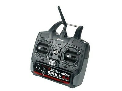 Radiocommande RC Hitec Optic 5 2.4GHz