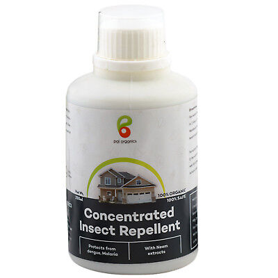 Pai`s Organic Concentrate Pest Control repellent for Insects & Mosquitoes 250 ml